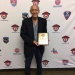 Boston City Managing Director Honored by Mass Youth Soccer
